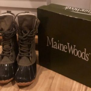 Winter Boots! Size: 6 Maine Boots